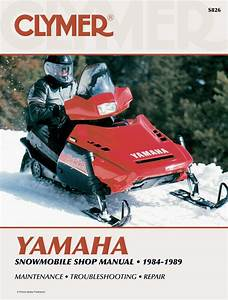 Yamaha Snowmobile  1984