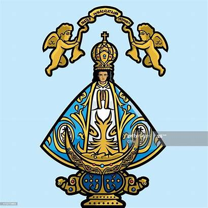 Juan Lagos San Los Virgin Vector Mary