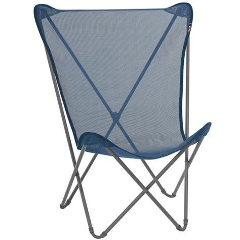 siege de plage lafuma fauteuil pop up relax de lafuma pour cing car et fourgons