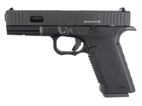 KWC K17 Blowback 4.5mm BB Pistol - CO2   ReplicaAirguns.us