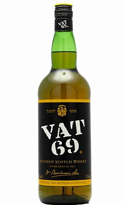Vat 69 Whisky Blended Scotch Spirits Sweet