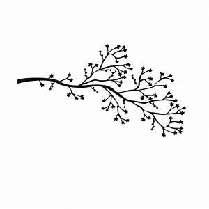 Dessin Fleur De Cerisier Japonais Noir Et Blanc : stickers cerisier de lilit clicanddeco ~ Melissatoandfro.com Idées de Décoration