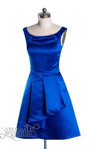 navy blue bridesmaid satin navy blue bridesmaid dress dvw0028 vponsale wedding custom dresses