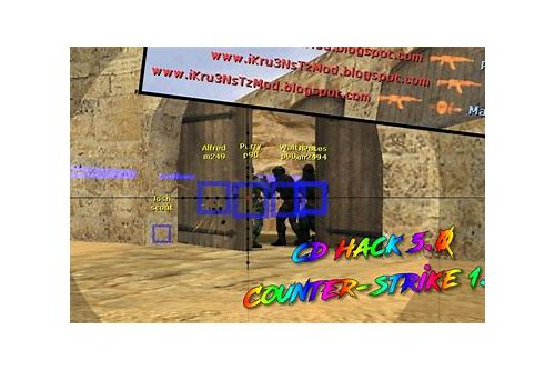 cd hack 5.0 download free cs 1.6 warzone