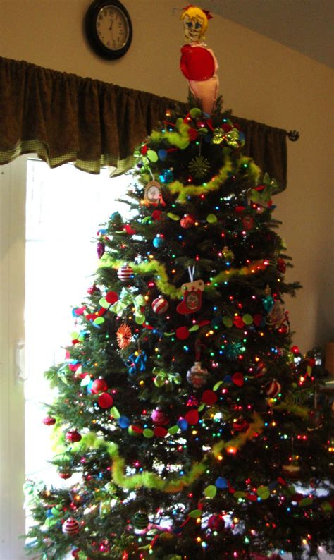 colorful christmas tree decorations ideas decoration love