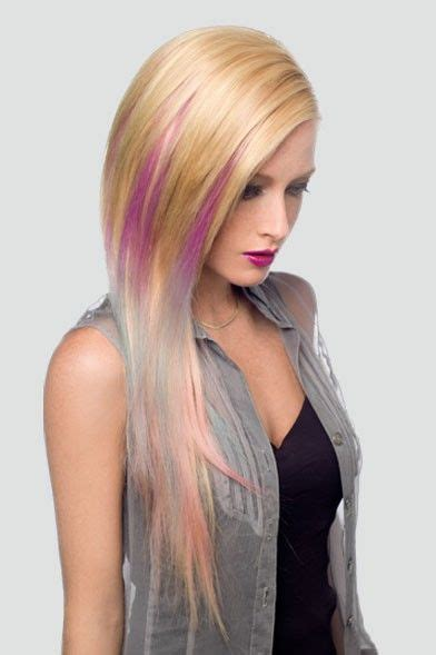 colored extensions clip in colored hair extensions s t y l e