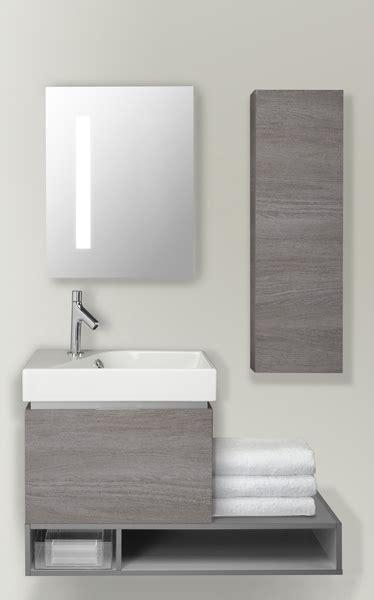 meuble salle de bain asymetrique des meubles vasque de profondeur inspiration bain