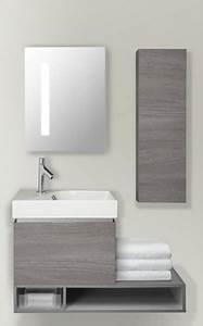 meuble de salle de bain d angle pas cher With porte d entrée pvc avec meuble vasque salle de bain 60 cm largeur