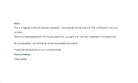 sle thank you email after subject line