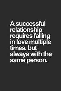 .It doesn't mean falling out of love to fall back into ...