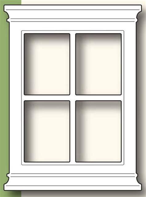 window template poppysts small window die 816 123stitch