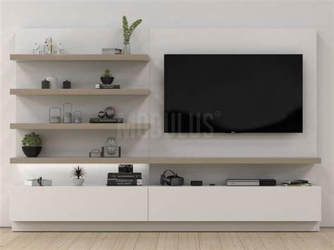 mueble  tv living muebles modernos