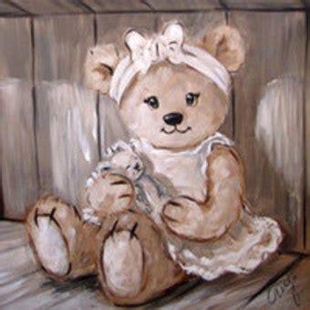 idée chambre de bébé fille tableau bois ourson dans divers achetez au meilleur prix