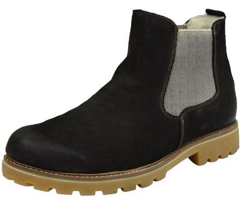 Remonte D7457-04 Damen Chelsea Boots schwarz kombi ...