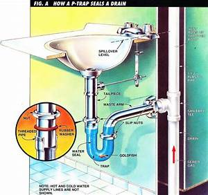 Types Of Plumbing Traps And How They Work