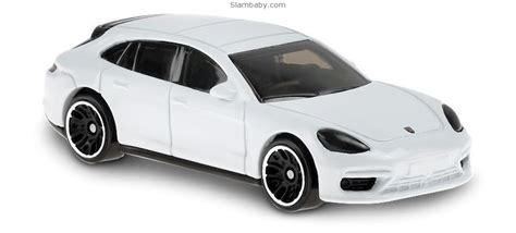 Hot wheels diecast by collectors for collectors. Hot Wheels - Porsche Panamera Turbo S E-Hybrid Sport Turismo White 2020 Porsche #44/250