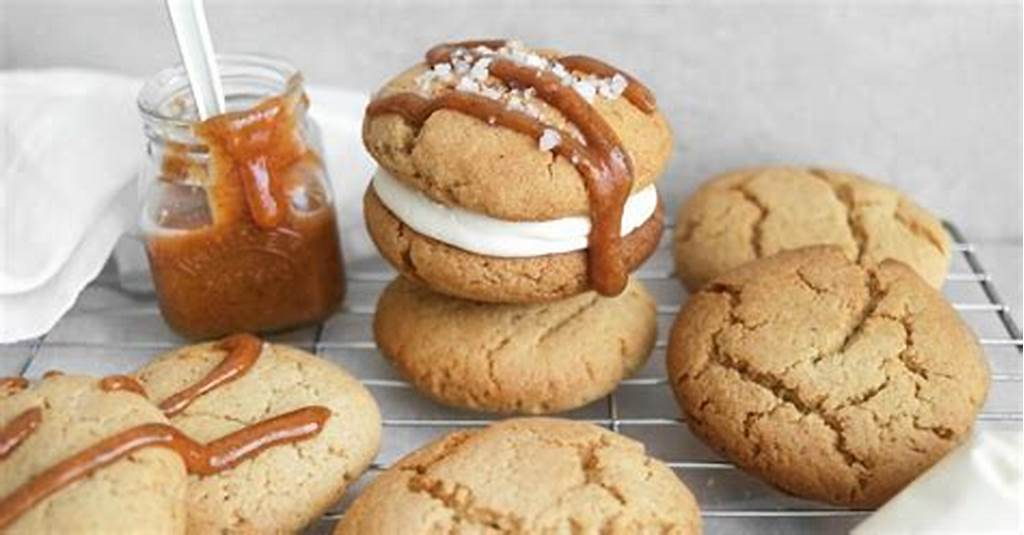 #Easy #Salted #Caramel #Cookie #Recipe