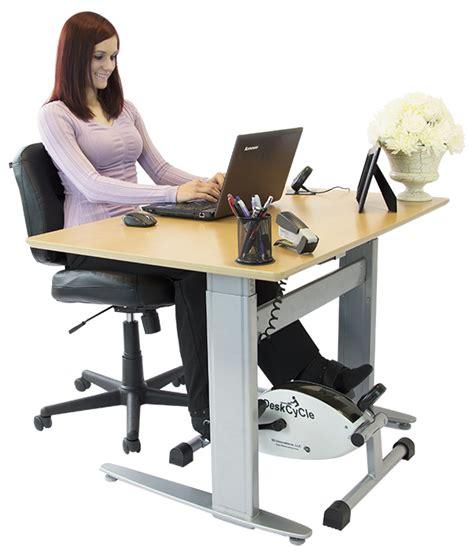 ton bureau deskcycle un v 233 lo sous ton bureau