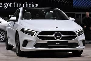Mercedes Classe A 180 Essence : mercedes benz classe a type 177 wikip dia ~ Gottalentnigeria.com Avis de Voitures