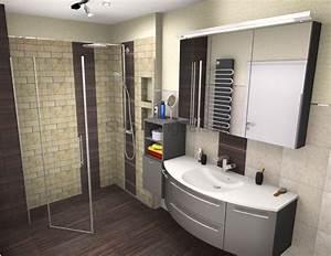 Bad Mit Dachschräge Dusche : das nachher schon vorher sehen bei uns k nnen sie ihr neues bad bereits vorab in 3d begutachten ~ Bigdaddyawards.com Haus und Dekorationen
