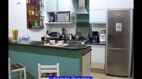 Modelo de Cozinha Pequena - YouTube