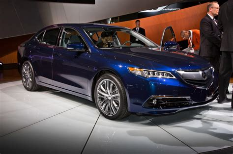 2015 acura 2015 acura tlx first motor trend