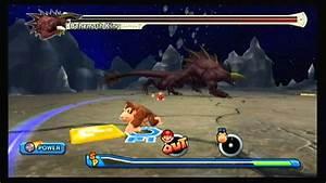 Mario Sports Mix Walkthrough Part 48 Behemoth King Final