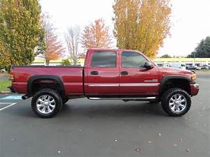 2005 Gmc Sierra 2500 Slt 4dr Crew Cab Leather Duramax Moon