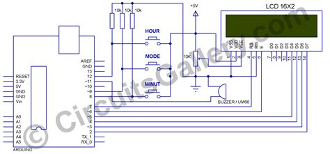 Simple Arduino Projects For Beginners Real Time Clock
