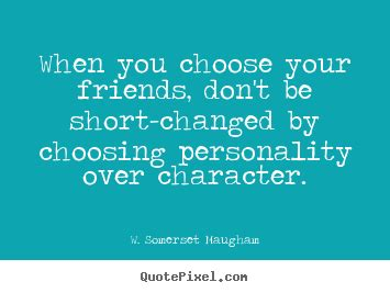 picking friends quotes