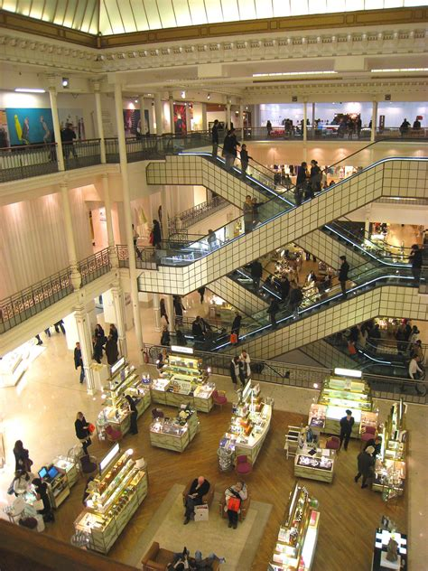 store bureau department store