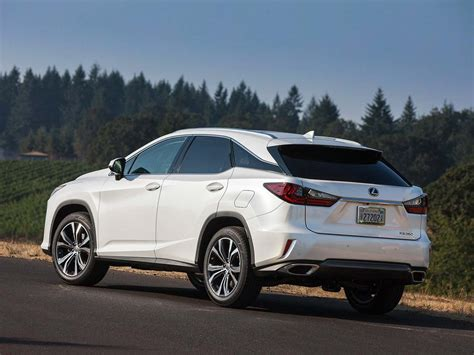 2019 Lexus Suv by 2019 Lexus Rx Suv Lease Offers Car Lease Clo