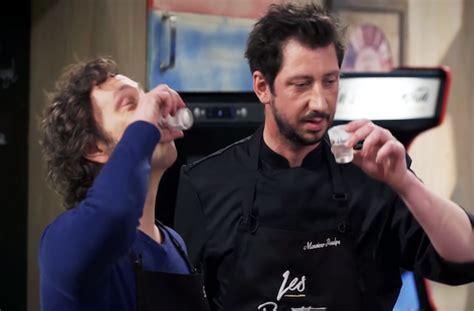 tele 7 jours recettes cuisine quot les recettes pompettes quot une association déjà saoulée