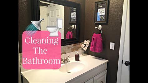 deep clean  bathroom bathroom cleaning
