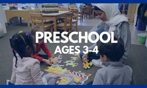classes amp programs national child research center 940 | preschool 3 4