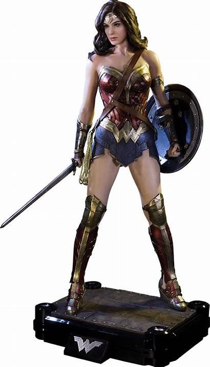 Wonder Woman Statue Polystone Prime Gal Gadot