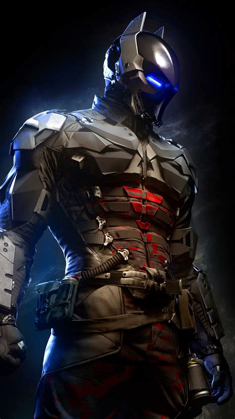 wallpaper batman arkham knight game  games  dc