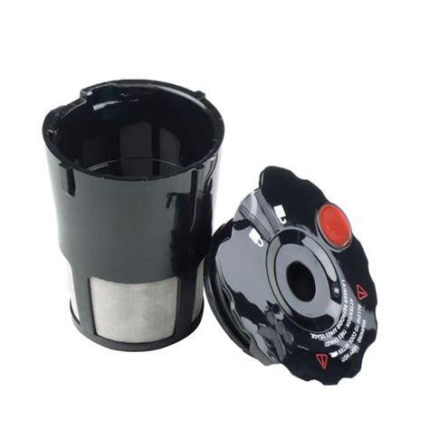 keurig    cup reusable coffee filters  pack