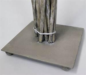 Kerzenständer Hoch Metall : kerzenst nder 40 cm metall weide kerzenhalter hoch dekost nder kerze holz ebay ~ Indierocktalk.com Haus und Dekorationen