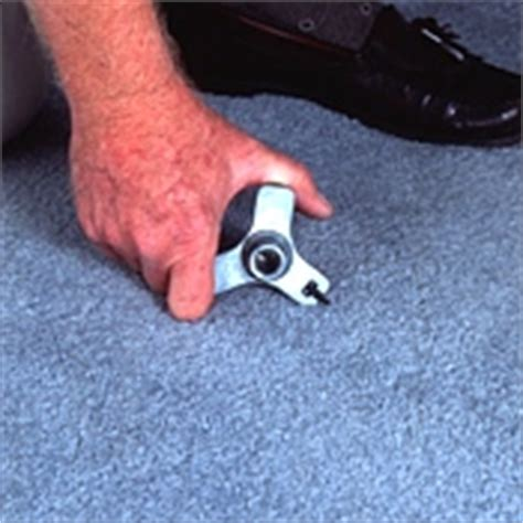 Fix Squeaky Floor Carpet by Squeak No More Carpeted Stairs