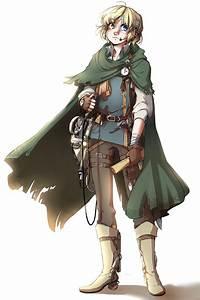 08.01.2014 - Steampunk Armin by Mioko-san.deviantart.com ...