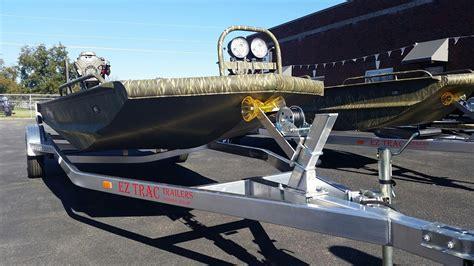Www Gator Trax Boats by 2016 New Gator Trax 17x54 Hybrid Sport Huntdeck Aluminum