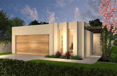 Home Design For Narrow Block  Mcmaster Designer Homes