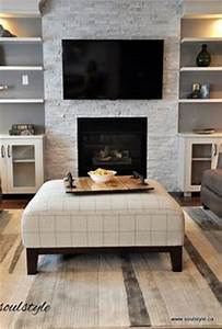 1000 ideas about stone fireplace wall on pinterest With fireplace surround ideas for perfect focal point