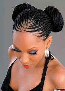 10 Ever Best Black Braided Hairstyles with Puff you should try out