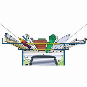 Rangement Suspendu Plafond Garage : porte tout de garage mottez b017p ~ Melissatoandfro.com Idées de Décoration
