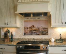 Country Kitchen Backsplash Kitchen Remodels Country Tuscan Kitchen Design Ideas