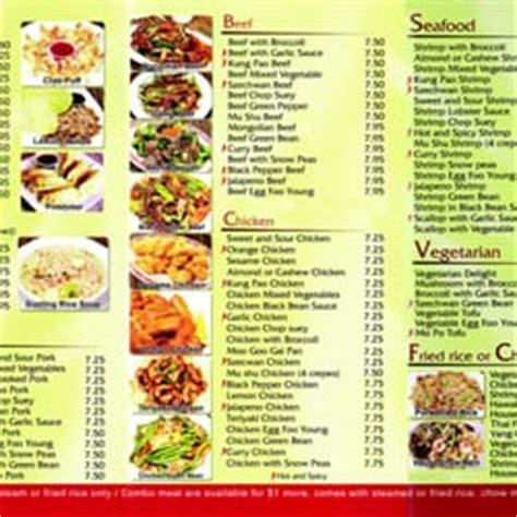 menu cuisine az blossom cuisine last updated june 2017 80 photos 128 reviews 8350 w