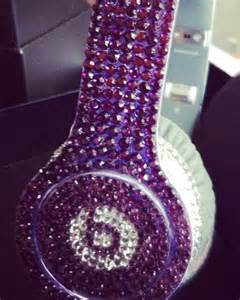Bling Beats by Dre Headphones