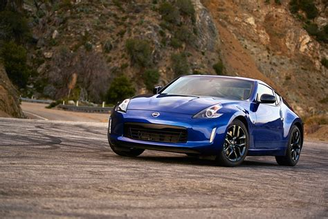 2019 Nissan 370z Carries On With Minor Changes » Autoguide
